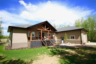 Main Photo: #6 241034 Twp Rd 474: Rural Wetaskiwin County House for sale : MLS®# E4099228