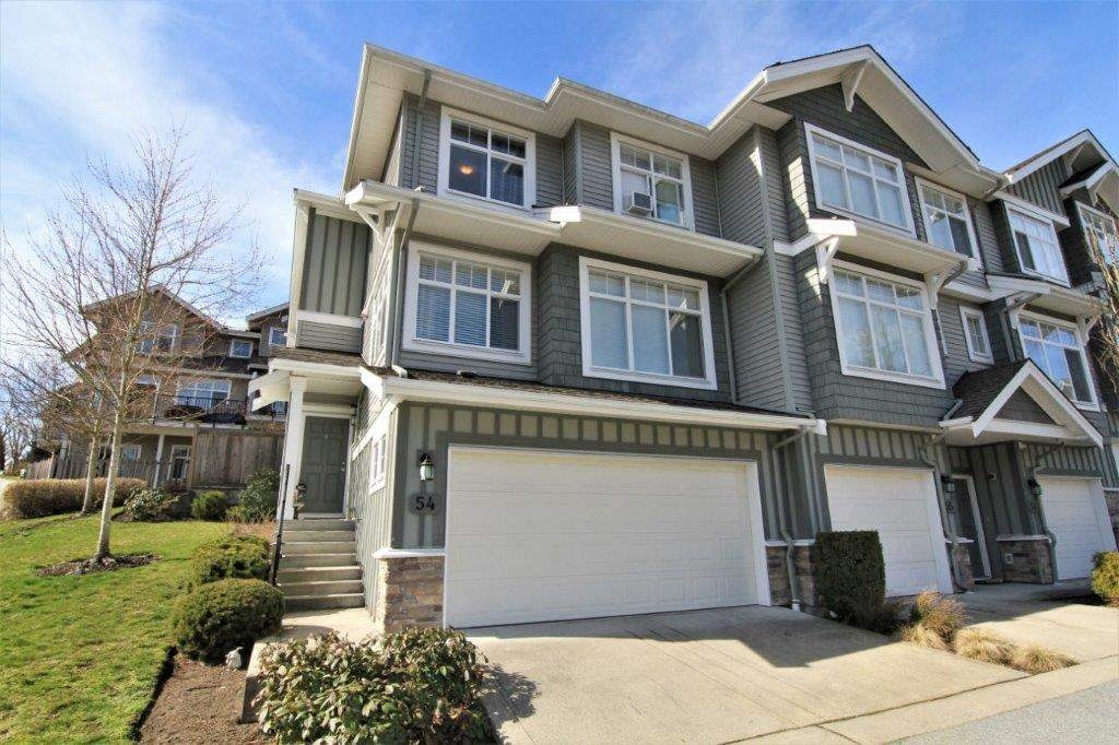 "Main Photo: 54 11282 COTTONWOOD Drive in Maple Ridge: Cottonwood MR Townhouse for sale in ""THE MEADOWS AT VERIGIN'S RIDGE"" : MLS®# R2256086"