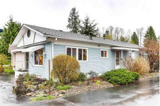 "Main Photo: 441 RAINDANCE Crescent in North Vancouver: Park Royal Manufactured Home for sale in ""Capilano River Park"" (West Vancouver)  : MLS®# R2258497"