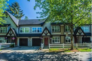 "Main Photo: 32 11757 236 Street in Maple Ridge: Cottonwood MR Townhouse for sale in ""GALIANO"" : MLS®# R2267557"