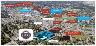 "Main Photo: 520 13768 108 Avenue in Surrey: Whalley Condo for sale in ""Venue"" (North Surrey)  : MLS®# R2272347"