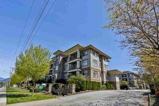 Main Photo: 213 12238 224 Street in Maple Ridge: East Central Condo for sale : MLS®# R2280364