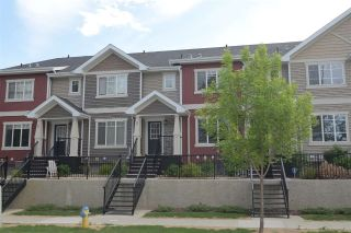 Main Photo: 3 9535 217 Street in Edmonton: Zone 58 Townhouse for sale : MLS®# E4120896