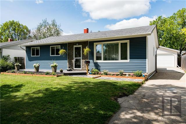 Main Photo: 58 Ashern Road in Winnipeg: Crestview Residential for sale (5H)  : MLS®# 1820215