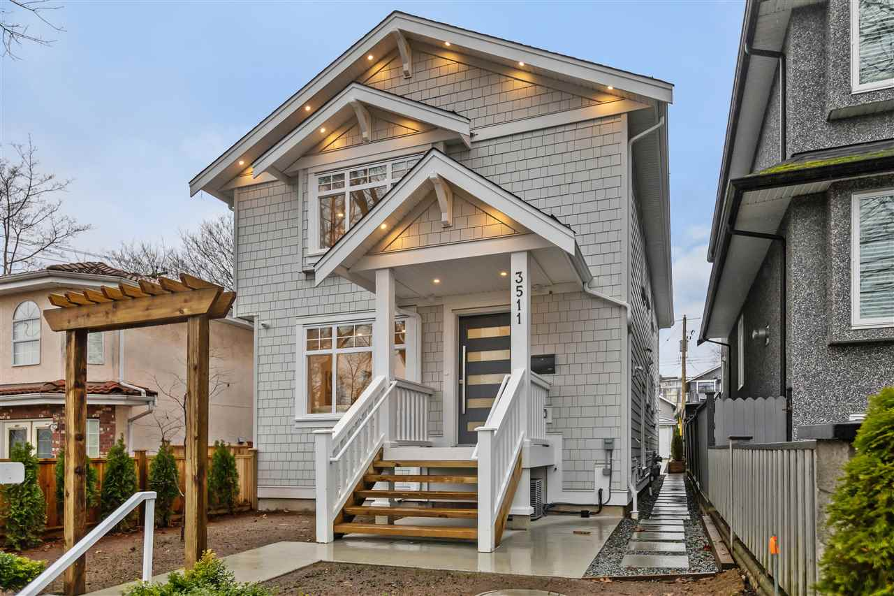 FEATURED LISTING: 3511 TURNER Street Vancouver