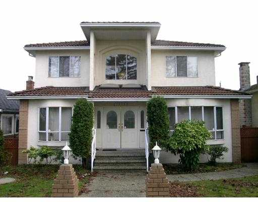 Main Photo: 5668 RHODES ST in Vancouver: Collingwood Vancouver East House for sale (Vancouver East)  : MLS® # V568128