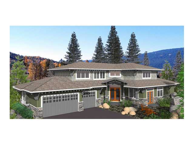 "Main Photo: 1080 UPLANDS Drive: Anmore House for sale in ""RIDGEWOOD ESTATES"" (Port Moody)  : MLS®# V879263"