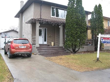 Photo 1: Photos: 645 LINDEN AVENUE: Residential for sale (East Kildonan)  : MLS®# 2907083