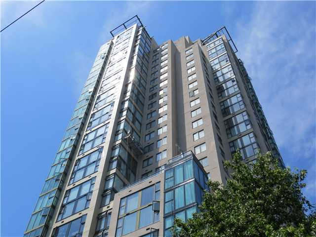 "Main Photo: # 806 1155 HOMER ST in Vancouver: Yaletown Condo for sale in ""City Crest"" (Vancouver West)  : MLS®# V1035269"