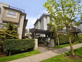 Main Photo: 13 3855 PENDER Street in Burnaby North: Willingdon Heights Home for sale ()  : MLS®# V948695