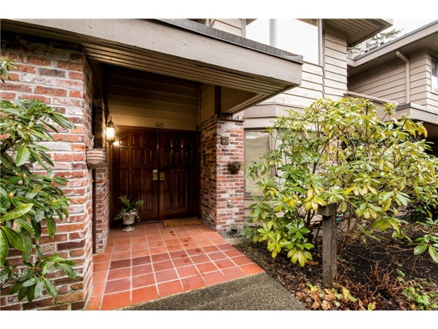 "Main Photo: 40 4900 CARTIER Street in Vancouver: Shaughnessy Townhouse for sale in ""SHAUGHNESSY PLACE II"" (Vancouver West)  : MLS® # V1099546"