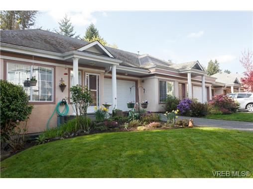 Main Photo: 4 14 Erskine Lane in VICTORIA: VR Hospital Townhouse for sale (View Royal)  : MLS® # 349301