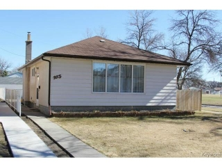 Main Photo: 975 Machray Avenue in WINNIPEG: North End Residential for sale (North West Winnipeg)  : MLS® # 1509617