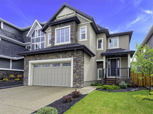 Main Photo: 36 ROCKFORD Terrace NW in Calgary: Rocky Ridge House for sale : MLS® # C4066292