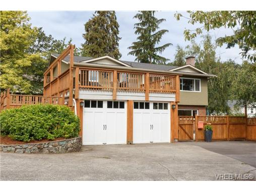 Main Photo: 4324 Ramsay Place in VICTORIA: SE Mt Doug Single Family Detached for sale (Saanich East)  : MLS®# 367782