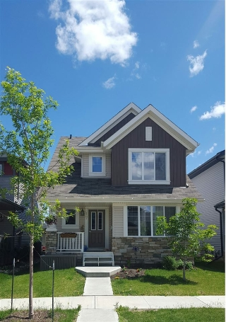 Main Photo: 1205 177A Street in Edmonton: Zone 56 House for sale : MLS(r) # E4031362