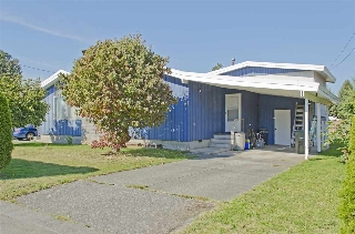 Main Photo: 19073 MITCHELL Road in Pitt Meadows: Central Meadows House Duplex for sale : MLS® # R2108449