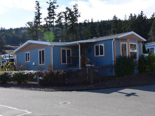 Main Photo: 86 1555 HOWE ROAD in : Aberdeen Manufactured Home/Prefab for sale (Kamloops)  : MLS®# 137475