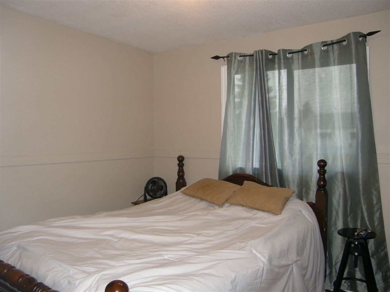 The third bedroom upstairs