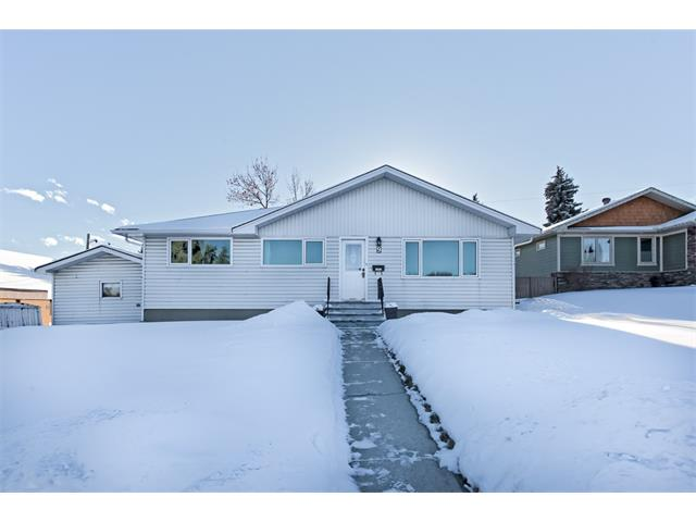 Main Photo: 9 HIGHWOOD Place NW in Calgary: Highwood House for sale : MLS® # C4098466