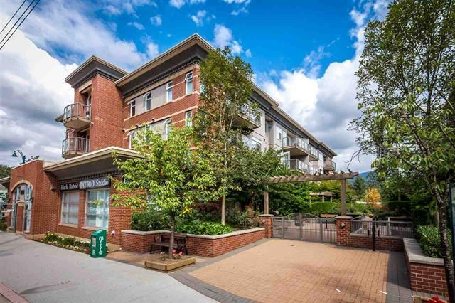 "Main Photo: 308 3240 ST JOHNS Street in Port Moody: Port Moody Centre Condo for sale in ""The Square"" : MLS®# R2143527"