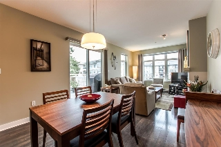 "Main Photo: 317 2368 MARPOLE Avenue in Port Coquitlam: Central Pt Coquitlam Condo for sale in ""RIVER ROCK LANDING"" : MLS(r) # R2148452"