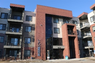 Main Photo: 317 1004 ROSENTHAL Boulevard in Edmonton: Zone 58 Condo for sale : MLS(r) # E4056630