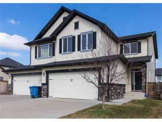Main Photo: 50 SILVERADO RANGE Heights SW in Calgary: Silverado House for sale : MLS® # C4109185