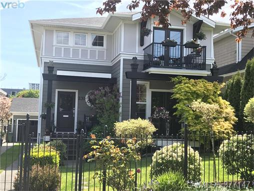 Main Photo: 231 Montreal Street in VICTORIA: Vi James Bay Single Family Detached for sale (Victoria)  : MLS® # 377147