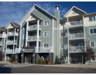 Main Photo: 301 70 WOODSMERE Close: Fort Saskatchewan Condo for sale : MLS(r) # E4064490
