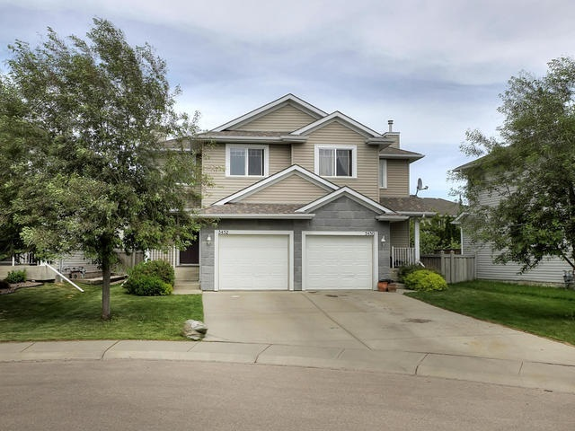 Photo 1: 3452 MCKAY Lane in Edmonton: Zone 55 House Half Duplex for sale : MLS(r) # E4068301