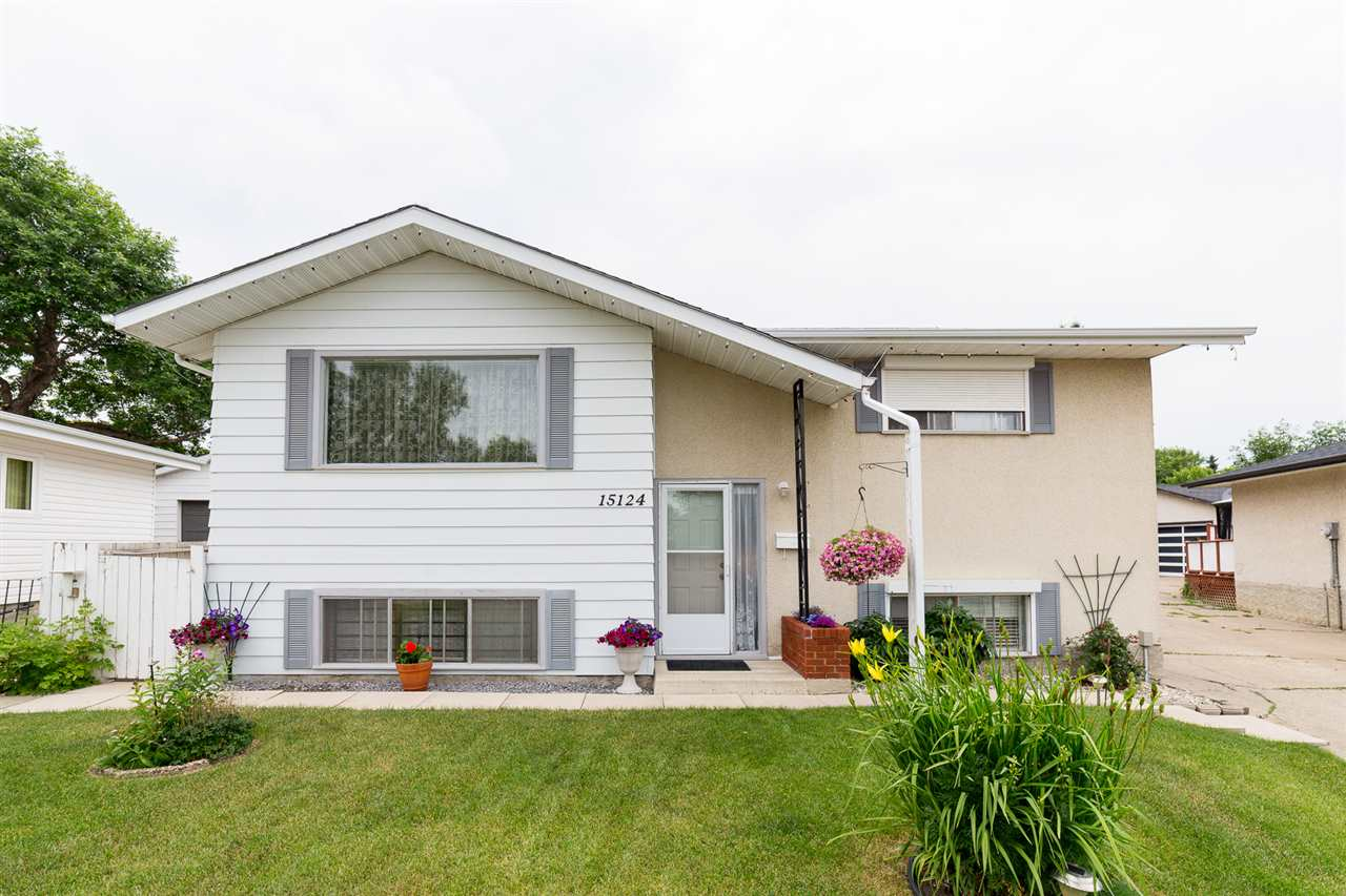 Main Photo: 15124 64 Street in Edmonton: Zone 02 House for sale : MLS(r) # E4073388