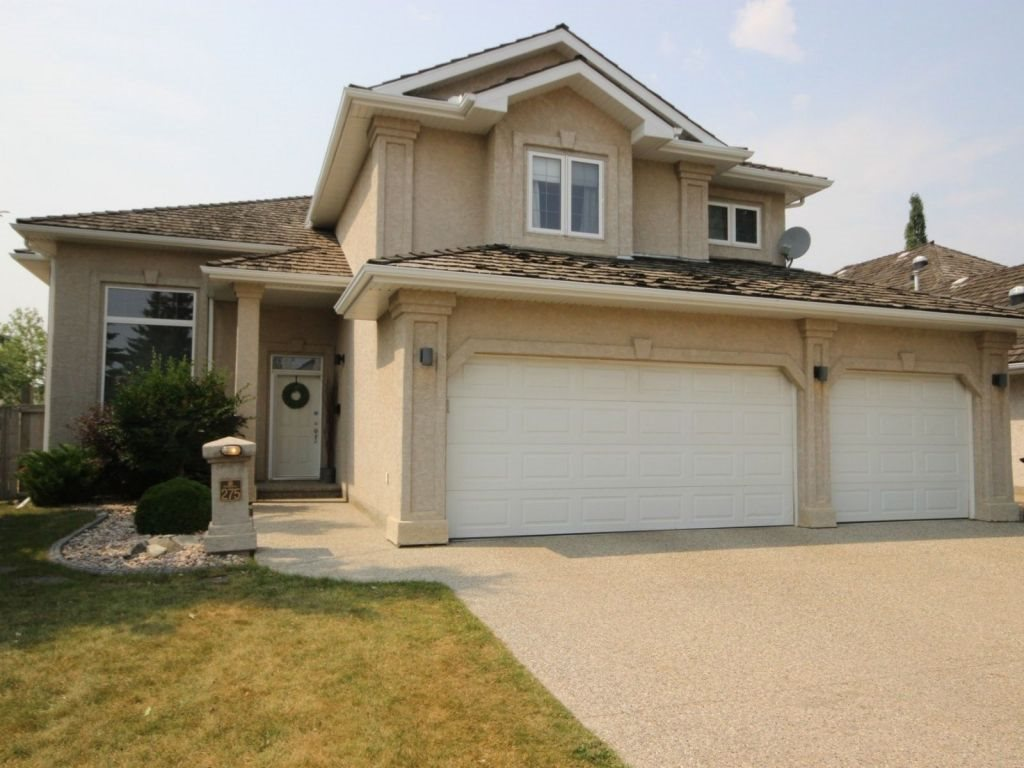 Main Photo: 275 Nottingham Cove: Sherwood Park House for sale : MLS® # E4075145