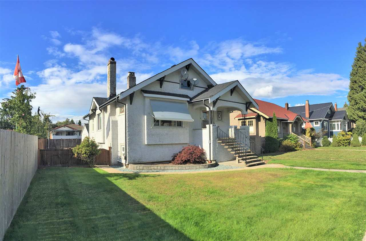 Main Photo: 1019 LONDON Street in New Westminster: Moody Park House for sale : MLS® # R2208960