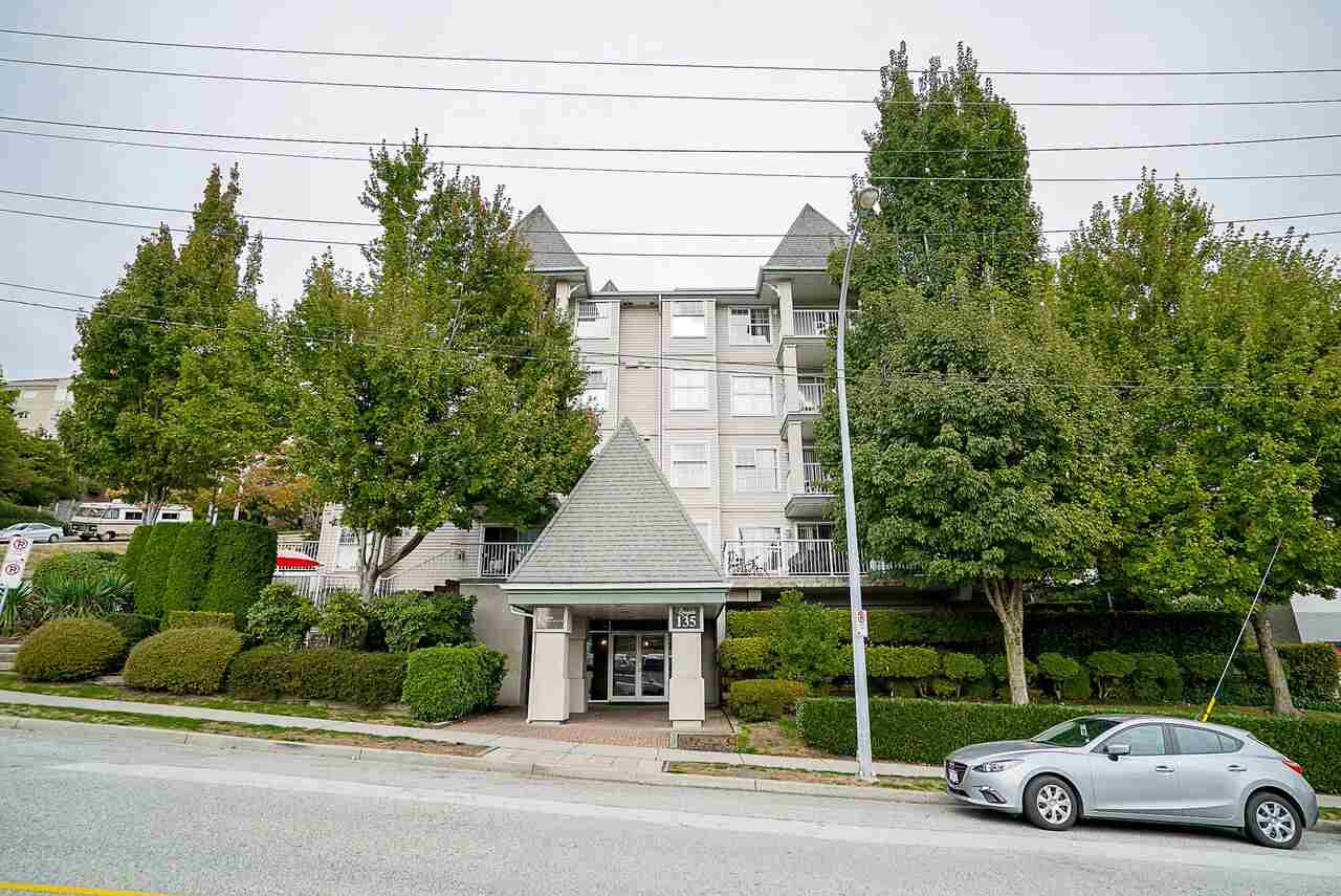Main Photo: 101 135 ELEVENTH Street in New Westminster: Uptown NW Condo for sale : MLS® # R2209056