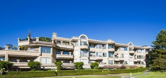 "Main Photo: 406 1859 SPYGLASS Place in Vancouver: False Creek Condo for sale in ""San Remo"" (Vancouver West)  : MLS®# R2211824"
