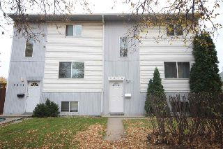 Main Photo: 9319 92 Street in Edmonton: Zone 18 Townhouse for sale : MLS® # E4084918