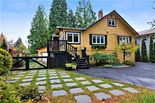 Main Photo: 1723 WESTOVER Road in North Vancouver: Lynn Valley House for sale : MLS® # R2223181