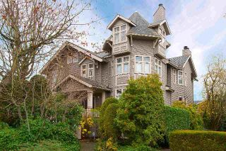 Main Photo: 4 1945 W 12TH Avenue in Vancouver: Kitsilano Townhouse for sale (Vancouver West)  : MLS® # R2224783