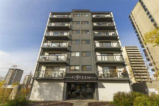 Main Photo: 605 10140 115 Street in Edmonton: Zone 12 Condo for sale : MLS® # E4091648
