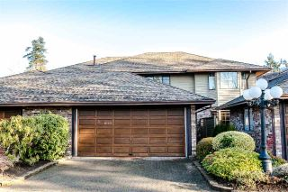 "Main Photo: 3 1640 148 Street in Surrey: Sunnyside Park Surrey Townhouse for sale in ""Englesea"" (South Surrey White Rock)  : MLS® # R2231045"