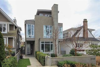 Main Photo: 2046 WHYTE Avenue in Vancouver: Kitsilano House 1/2 Duplex for sale (Vancouver West)  : MLS®# R2246503