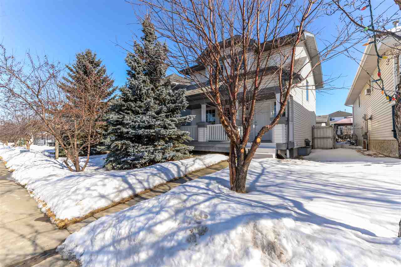 Main Photo: 1582 Jarvis Crescent NW in Edmonton: Zone 29 House for sale : MLS® # E4100321
