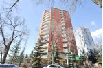 Main Photo: 801 9708 110 Street in Edmonton: Zone 12 Condo for sale : MLS®# E4106939