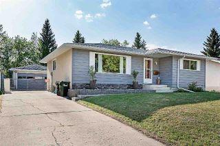 Main Photo: 8 Rosewood Drive: Sherwood Park House for sale : MLS®# E4112338