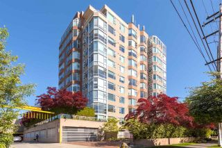 "Main Photo: 302 2020 HIGHBURY Street in Vancouver: Point Grey Condo for sale in ""HIGHBURY TOWERS"" (Vancouver West)  : MLS®# R2272237"