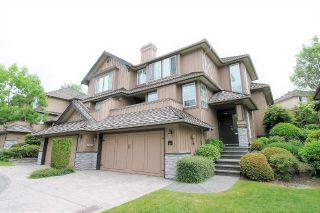 "Main Photo: 106 15350 SEQUOIA Drive in Surrey: Fleetwood Tynehead Townhouse for sale in ""Sequoia Ridge"" : MLS®# R2287817"