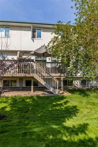 Main Photo: 10 882 RYAN Place in Edmonton: Zone 14 Townhouse for sale : MLS®# E4126532
