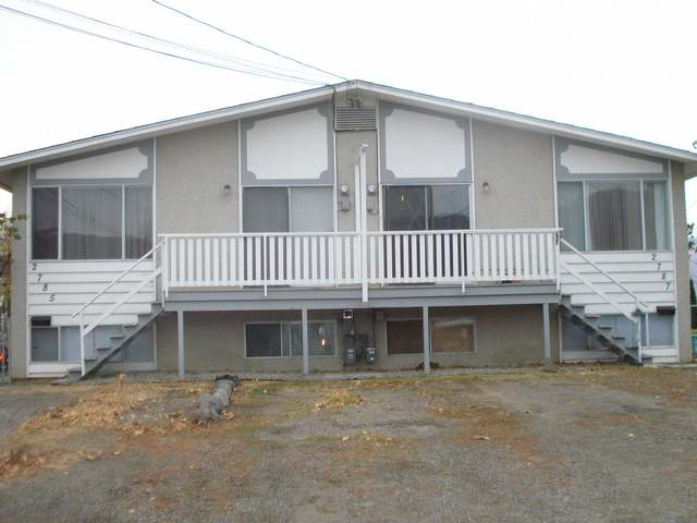 Main Photo: 2787 JOYCE AVE in Kamloops: Brocklehurst Multifamily for sale : MLS(r) # 106599