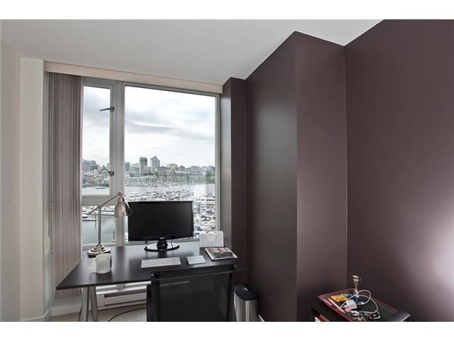 Photo 6: 803 1067 MARINASIDE Crest in Vancouver: Yaletown Condo for sale (Vancouver West)  : MLS® # V948087